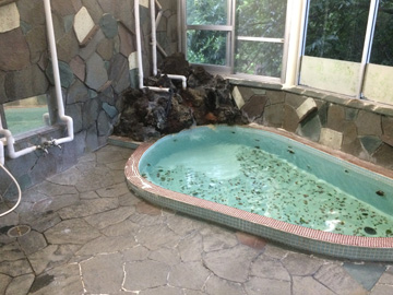 きりしまのお風呂