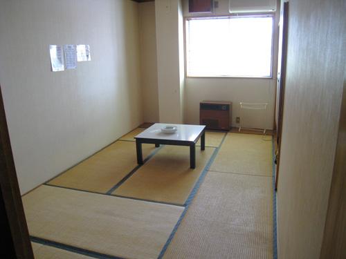 落ち着いた和室タイプの客室