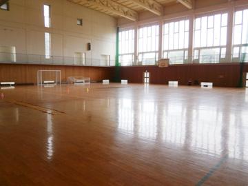 体育館(アルビンスポーツパーク)