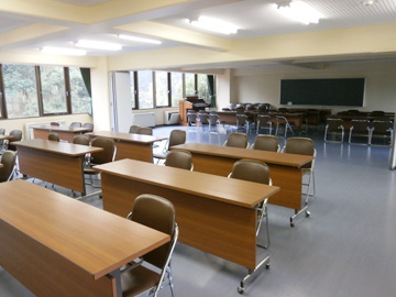 研修室(アルビンスポーツパーク)