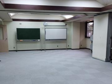 昭和の森フォレストビレッジの多目的ルーム